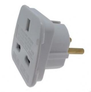 Wellco Travel Plug Adaptor European and North Africa